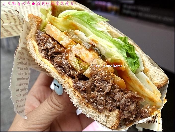 Hobong烤土司三明治