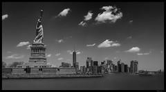 Statue of Liberty - No 2 (Nikon66) Tags: newyork nikon statueofliberty manhatten d800