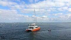 20160630_101122 copie (C&C52) Tags: landscape catamaran bateau paysage extrieur littoral