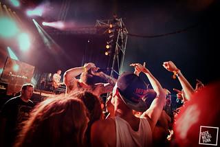 16.07.16 - Being As An Ocean - Dour festival // Shot By Bart Salembier