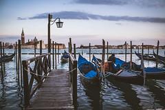 Romantic Venice (Adrega) Tags: city venice italy love beautiful beauty veneza boat canal italian cityscape romantic gondola gondolier 500px ifttt