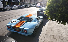 Summer (WuschelPuschel458) Tags: camera heritage cars ford car canon photography cool gulf awesome automotive exotic gt edition loud brutal sportscars supercars gt40 carspotting carporn hypercars carphotopraphy