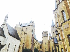 Burg Hohenzollern - Spring 2016 (aleks_janjic) Tags: castle burghohenzollern germany deutschland