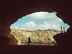 Cueva (heteis) Tags: cueva ibiza viaje mar