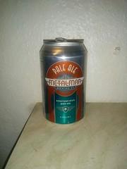 Metalman Pale Ale (DarloRich2009) Tags: metalmanpaleale metalman brewing brewery beer ale camra campaignforrealale realale bitter hand pull