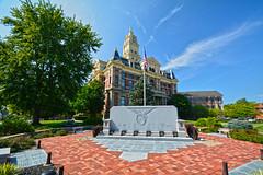 Union County Courthouse - Marysville, Ohio (brutus61534) Tags: courthouse union county marysville ohio architecture nikon d7100