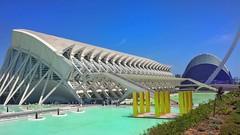 2016-08-12_09-48-36 (Stojce21) Tags: valencia summer unreal futuristic museums building beautiful