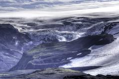 Fimmvruhls pass, Iceland (T.Recknagel) Tags: fimmvruhls pass iceland 2016 nature trekking skogar rsmrk glacier