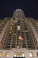 The Chrysler Building (afagen) Tags: newyork ny newyorkcity nyc manhattan night chryslerbuilding skyscraper