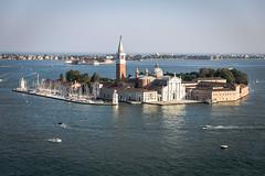 Venice, Italy - San Giorgio Maggiore (GlobeTrotter 2000) Tags: giorgio gondola grand italy maggiore sangiorgiomaggiore sanmarco venezia venice venise boat canal tourism travel visit