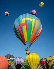 Snowmass Balloon Festival - 6 (k.pat) Tags: snowmass balloon festival hotair hot air colorado aspen village fly high sky soar launch photo photography rockie mountains altitude colorful colors