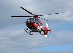 im Einsatz / rescue operation (Norbert Kaiser) Tags: langenargen bodensee luftrettung notarzt hubschrauber eurocopter eurocopterec135