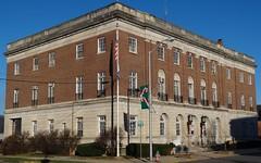Post Office Elkins, WV (Seth Gaines) Tags: westvirginia elkins postoffice courthouse