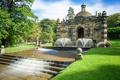 Chatsworth's Cascade Fountain (manchesterblue59) Tags: chatsworth house nikon d810 sunny stately home