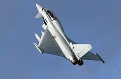 ZK383/FY  TYPHOON  3sqn  RAF (MANX NORTON) Tags: raf bbmf dakota coningsby lancaster spitfire hurricane typhoon eurofighter 41sq a400 atlas hercules c130 f35b