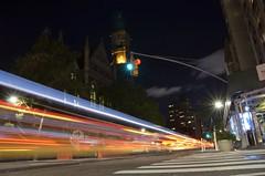 streaking lights in new york city (norlandcruz74) Tags: 18200mm lens afs nikkor nikon newyork avenues streak 2016 october colors night longexposure dx filam filipino pinoy norlandcruz gorillapod nikond5100 manhattan newyorkcity ny nyc 6thavenue trails light lights streaking
