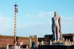 Shri Bhagwan Bahubali Digambar Jain Statue, Karkala tq, Udupi Dist (shashikanth_shetty) Tags: bhagwan bahubali digambar jain statue karkala udupi gomateshwara
