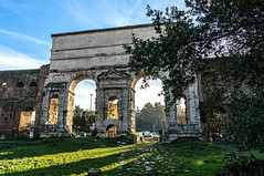 "Porta Maggiore • <a style=""font-size:0.8em;"" href=""http://www.flickr.com/photos/89679026@N00/15181433363/"" target=""_blank"">View on Flickr</a>"