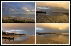 Frinton Mounted (rawprints) Tags: beach collage walton frinton waltononthenaze frintononsea waltonpier rawprints