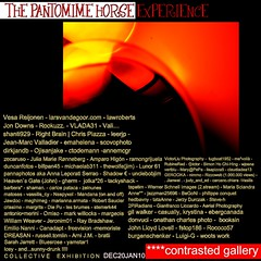 december the 20th, at ****contrasted gallery 121 artists !!! (annalisa ceolin) Tags: manueldiumenjó contrastedgallery lesflynn