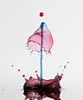 ° (Ferri Massimo) Tags: stilllife macro water colors canon eos drops beautifullight splash liquids waterdrops invite colori highspeed 6d goccia macroliquid borderfx uploaded:by=flickrmobile flickriosapp:filter=nofilter