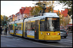 BVG GT6N 1535 (Xavier Bayod Farré) Tags: berlin germany tram xavier tramway berliner strassenbahn tranvia karlshorst villamos bvg трамвай tramvia bayod verkehrsbetriebe farré električka berlinerverkehrsbetriebe gt6n strasenbahn canoneos60d efs18135mmf3556isstm xavierbayod xavierbayodfarré
