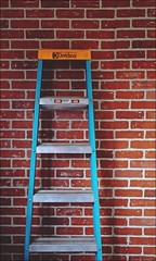52 Weeks: Week #1 Good Intentions (Sue90ca Busy Summer...Slow @ Flick*ring) Tags: brick wall work good ladder intentions week12015 52weeksthe2015edition weekstartingthursdayjanuary12015