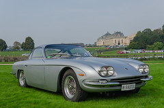 1964-1967 Lamborghini 350 GT (Touring) (el.guy08_11) Tags: france voiture collection lamborghini touring 1964 chantilly picardie
