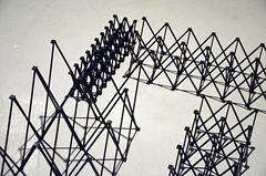 Julien Maire : Relief (Marc Wathieu) Tags: brussels sculpture art bruxelles relief kinetic imal 2014 julienmaire exhibitionview