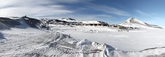 "McMurdo Panorama • <a style=""font-size:0.8em;"" href=""http://www.flickr.com/photos/27717602@N03/15661085385/"" target=""_blank"">View on Flickr</a>"