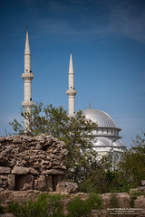 Fatith Mosque (The Autodidact Photographer) Tags: travel autumn fall canon turkey season lens photography photo asia foto time side september antalya type dslr tid canonef2470mmf28lusm kamera eos20d fotografering objektiv pamphylia pamphylien hã¸st ãrstid fatithmosque sidã©