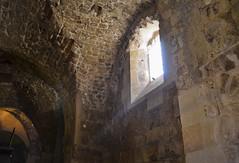Akko knights Halls (mraogr) Tags: light castle window israel medieval knights rays fortress akko rayoflight knightshall akra