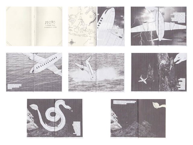 Publication project part 1: 21st Century Mythologies - MH370. Completed 5th January 2015