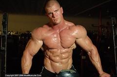 matt-brown-205 (davidjdowning) Tags: men muscles muscle muscular bodybuilding buff bodybuilder biceps