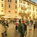 Piazza Navona . Rome / Panorama