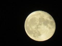 IMG_0444 (savillent) Tags: winter moon canada window stars december northwest space nwt through lunar astrology territories 2014 tuktoyaktuk
