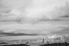 Vitoria -ES (Antonio Maia) Tags: nature clouds natureza nuvens minimalism minimalismo