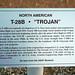 North American T-28B Trojan, BuNo 137702