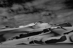 Great Sand Dunes NP (wingit1x) Tags: winter bw snow nationalpark sand nikon colorado dune d3x