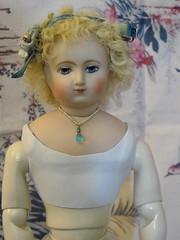 FF Doll (lacefreak) Tags: reproduction frenchfashiondoll