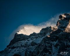 Storm On Inglismaldie (johnfuj) Tags: snow mountains landscape photography nationalpark alberta banff inglismaldie