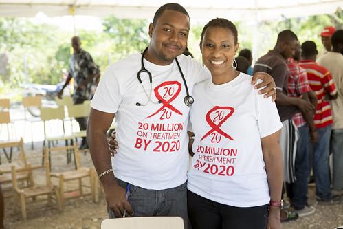 World AIDS Day 2014: Haiti