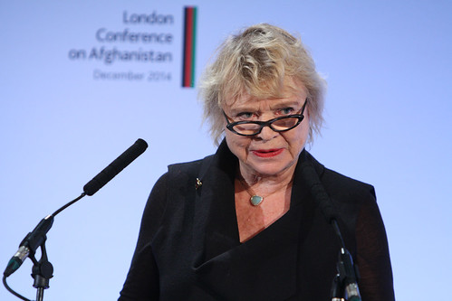 Eva Joly, MEC Chair