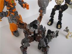 0db0c5419048 (KopakaTonMOCs) Tags: old lego class bionicle moc hafu photok kopakaton