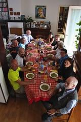 a pranzo da Giuditta e Giuseppe