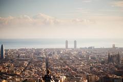 Barcleona (Al Marn) Tags: barcelona espaa 35mm landscape spain europe bcn catalunya