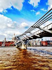Millenium Bridge.