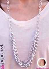 5th Avenue Silver Necklace K3 P2230A-1