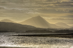 Errigal-across-Ballyness-Bay (rdspalm) Tags: ireland mountain mountains gaeltacht donegal errigal realireland magheroarty