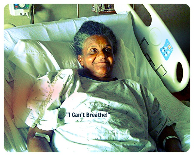Boone Hospital Center Discrimination Against African American Elderly Homeless Lady